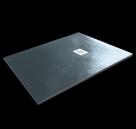 Aquatek TOP obdĺžniková sprchová vanička 100x70-80 cm čierna