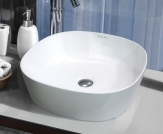 Ceramica Latina umývadlo na dosku ATOS 43,5 cm