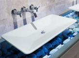 Aquatek umývadlo na dosku PLAY 85 cm