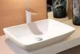 Ceramica Latina umývadlo na dosku VOLO2 60 cm