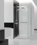 Aquatek VIP2000 A3 štvorcový sprchovací kút 90 x 90 cm