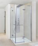 Aquatek VIP2000 A4 štvorcový sprchovací kút 90 x 90 cm
