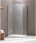Huppe AURA štvorcový sprchový kút 90 cm