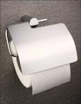 Nimco držiak na WC papier BORMO s krytom chróm BR 11055B-26