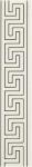 My Way CALACATTA LAPATTO MEANDER pololeštená listela 10x45 biela