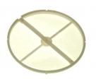 Cata E-100 spätná klapka pre kúpeľnové ventilátory 100 mm