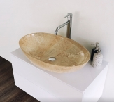 Ceramica Latina DENIS M. umývadlo na dosku 66 cm