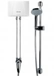 Clage malý prietokový ohrievač so sprchou MBX 4-6-7