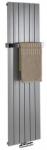 COLONNA kúpelňový radiátor 30/ 45/ 60 cm strieborná
