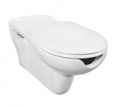 Creavit HANDICAPPED závesné WC+bidet 2v1