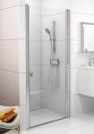 Ravak CHROME sprchové dvere jednokrídlové CSD1 80, 90 cm