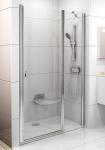 Ravak CHROME sprchové dvere jednokrídlové dvojdielne CSD2 100, 110, 120 cm