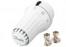 Danfoss SET termostatická hlavica + priame šróbenie, západkové upevnenie