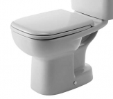 Duravit D-CODE misa WC spodná