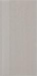 Paradyz DOBLO GRYS schodovka 30x60 cm šedá