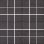 Paradyz DOBLO NERO satyna mozaika 30x30 cm čierna