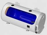 Dražice bojler OKCV 125/160 ohrievač vody kombinovaný ležatý model 2016