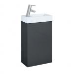 Drop YANA skrinka s umývadlom 40 cm antracit