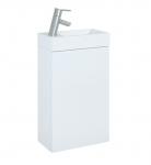 Drop YANA skrinka s umývadlom 40 cm biela