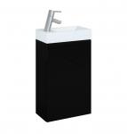 Drop YANA skrinka s umývadlom 40 cm čierna