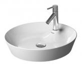 Duravit okrúhle umývadlo na dosku CAPE CODE 50 cm