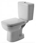 Duravit kombi WC set D-CODE 3v1 spodný odpad