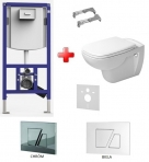 Duravit WC zostava D-CODE 6v1