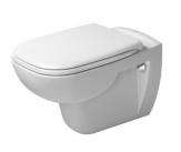 Duravit D-CODE závesné WC 54 cm