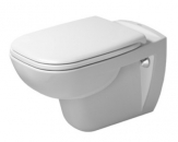 Duravit WC misa závesná D-CODE 2v1 54 cm