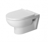 Duravit závesná wc misa DURASTYLE BASIC  Rimless + wc sedátko SoftClose