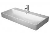 Duravit umývadlo DURASQUARE 100 cm