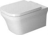 Duravit závesná WC misa P3 COMFORTS rimless