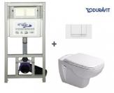 Duravit WC zostava D-CODE 4v1