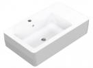 EGO keramické umývadlo 75 cm biele