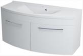 Erra JULIE skrinka pod umývadlo 120 cm, biela