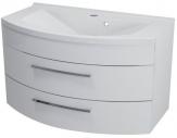 Erra JULIE skrinka pod umývadlo 90 cm, biela