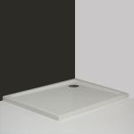 Roltechnik FLAT KVADRO-O obdĺžniková vanička až do dĺžky 160 cm akrylátová