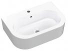FLO keramické umývadlo 60 cm biele