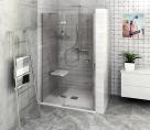 FORTIS LINE sprchové dvere do niky 80-100-120-150 cm ľavé