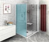 Polysan FORTIS LINE sprchové dvere 80-100-120-150 cm pravé