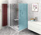 FORTIS LINE sprchové dvere 80-100-120-150 cm ľavé