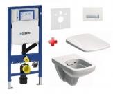 Geberit WC Rimfree + modul s odsávaním vzduchu