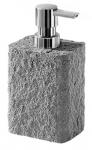 ARIES dávkovač mydla na postavenie, šedý