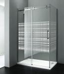 Gelco DRAGON obdĺžnikový sprchový kút 120 x 90 ľavý