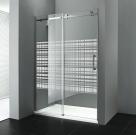 Gelco DRAGON sprchové dvere do niky posuvné 120 cm