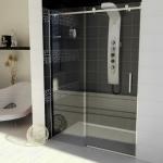 Gelco DRAGON sprchové dvere do niky posuvné 110/120/130/140/150/160 cm