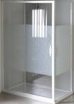 Gelco ETERNO obdĺžnikový sprchový kút 100/110/120 cm STRIP