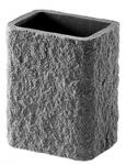 ARIES pohár na postavenie, šedý