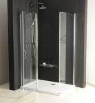 Gelco ONE obdĺžnikový sprchový kút 90x100/ 90x110/ 90x120 cm, číre
