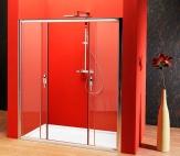 Gelco SIGMA sprchové dvere 150/ 160 cm, číre